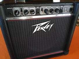 Amplificador Peavey Range 158 15W + Transtube