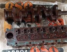 Cabezote Nissan Junior