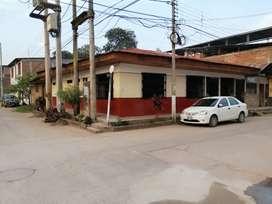 Vendo casa en el centro de Juanjui