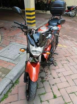 moto fz  2.0 2016 unico dueño