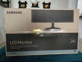 "Monitor Samsung 24"" Full HD nuevo sellado"