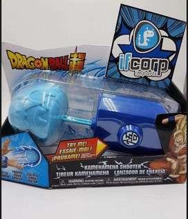 lanzador de energia kamehameha Goku