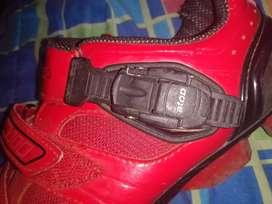 Zapatillas c/calas No 39 vallnord