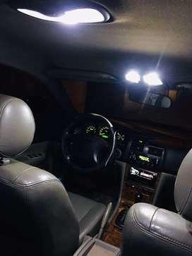 Chevrolet epica LT paquete luxury