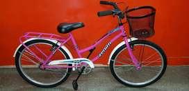 Bicicleta De Paseo Dama Rod26