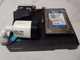 Vendo DVR HD de 4 canales