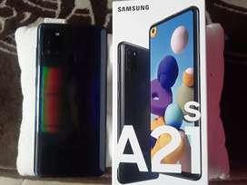 Samsung Galaxy A21s nuevo ganga 64gb