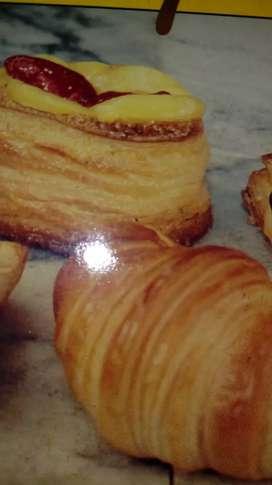 Busco empleo de panadero
