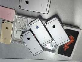 Iphone 6S 32 gigas 20 días de uso