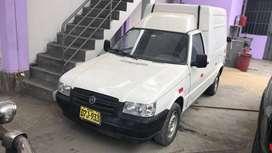 Vehiculo con GLP, conservado