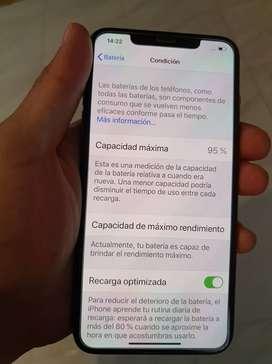 Iphone XS MAX DE 64GB impecable! digno de ver NO PERMUTO.