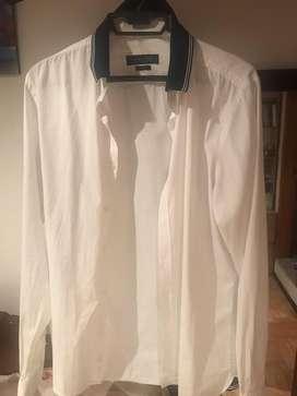 Camisa Zara Talla M