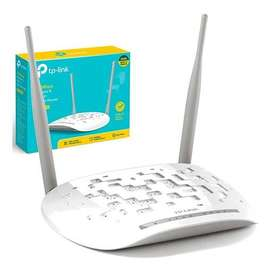 Ethernet Wireless Router Tp-link Tl-w8961n, 300 Mbps, 2.4ghz