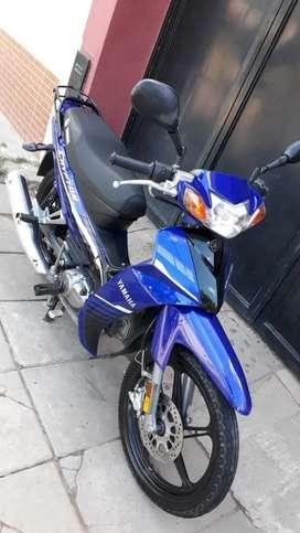 Yamaha crypton 2019