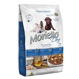 Comida para cachorro Monello Puppy bulto de 15 K