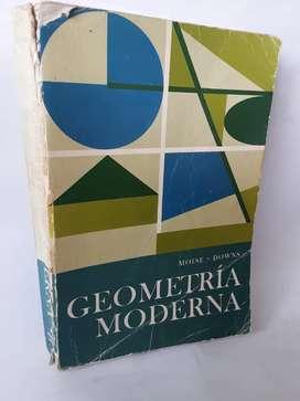 Geometría moderna moise Downs editorial addison Wesley