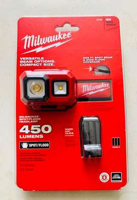 Linterna Frontal Milwaukee 2104
