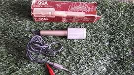 Antiguo microfono Sony Japones