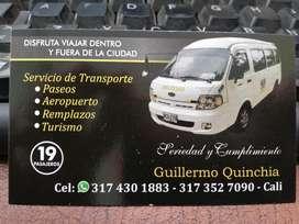 Servicio Transporte Y Turismo