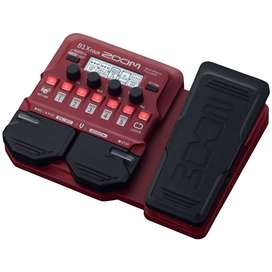 Pedal Zoom B1X FOUR Music Box Colombia Bajo Electrico efectos