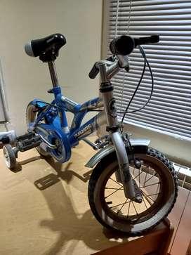 Vendo bicicleta  para nino R -12