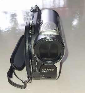 Vendo videocamara Sony Handycam DCR