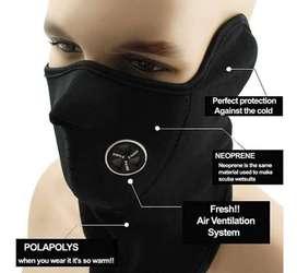 Mascara Neoprene Polar Motoclista