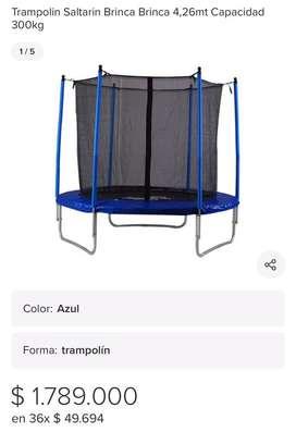 Cama elastica Do it super precio