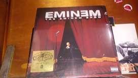 Lp Eminem Show sellado edición Especial