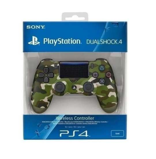 Control Ps4 CAMUFLADO Dualshock
