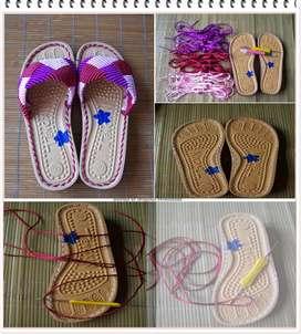 Macramé: Decoración de Zapatillas y Sandalias Curso MasterClass