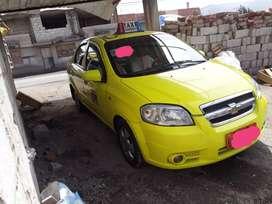 Taxi con derechos y acciones