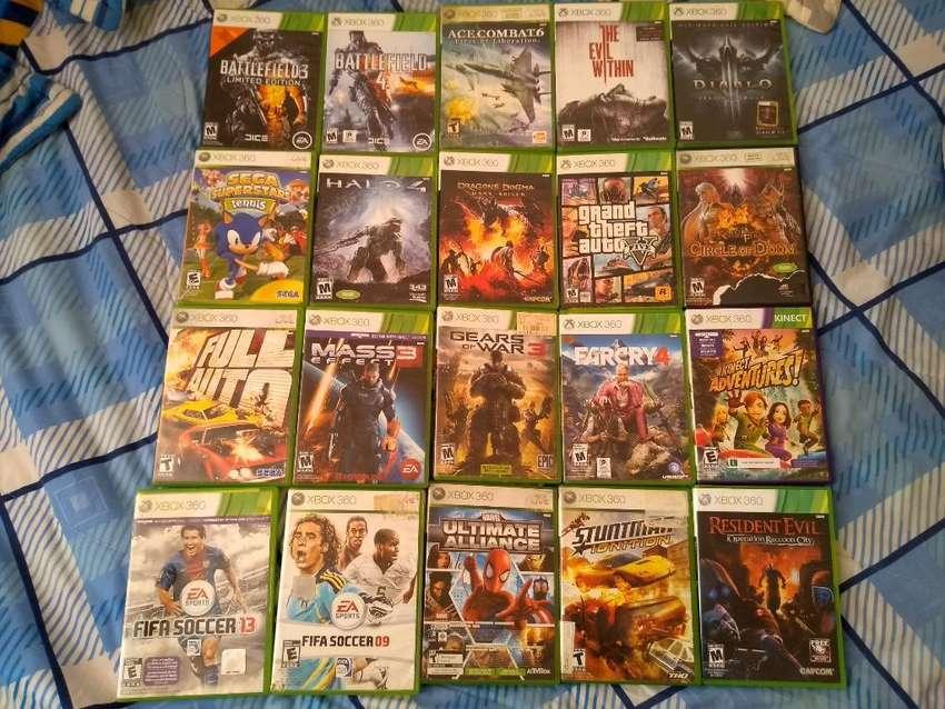 Videojuegos Originales Xbox 360