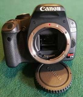 REFLEX CANON T1i - Usada - a reparar