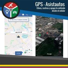 GPS para carros y motos, plataforma colombiana