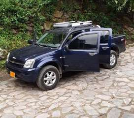 CHEVROLET LUV DMAX 4X4 GASOLINA, FULL EQUIPO MODELO 2006, MECÁNICA.