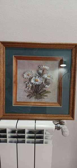 Vendo cuadro arte francés