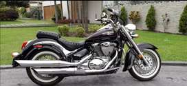 MOTO $ 8,200 SUZUKI Mod. C50T Clasicc 800cc 2 cilindros