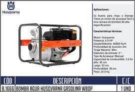 BOMBA DE AGUA HUSQVARNA W80P