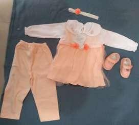 Compra seguro y no te expongas, hermosa ropa para tu bebé.