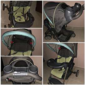 Coche Graco color Unisex