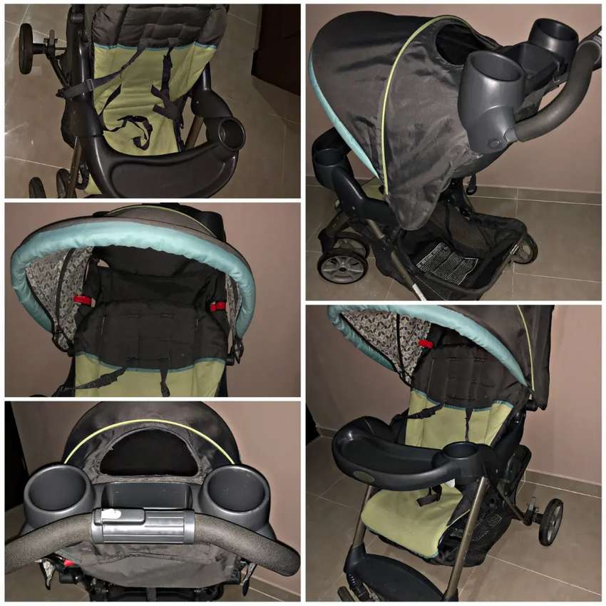 Coche Graco color Unisex 0