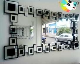 Espejos para decorar salas