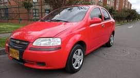 Chevrolet Aveo 2011 versión family