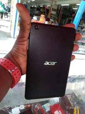Vendo poderosa tablet marca Acer original con películas gravadas