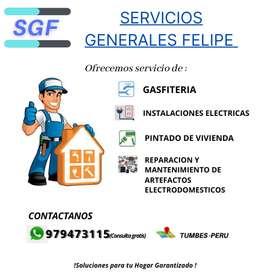 SERVICIOS GENERALES FELIPE