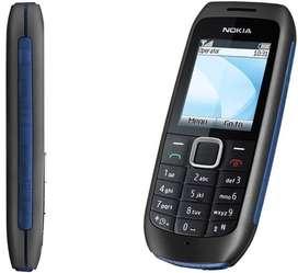 Nokia Flecha 1616 Reloj Habla radio cargador linterna