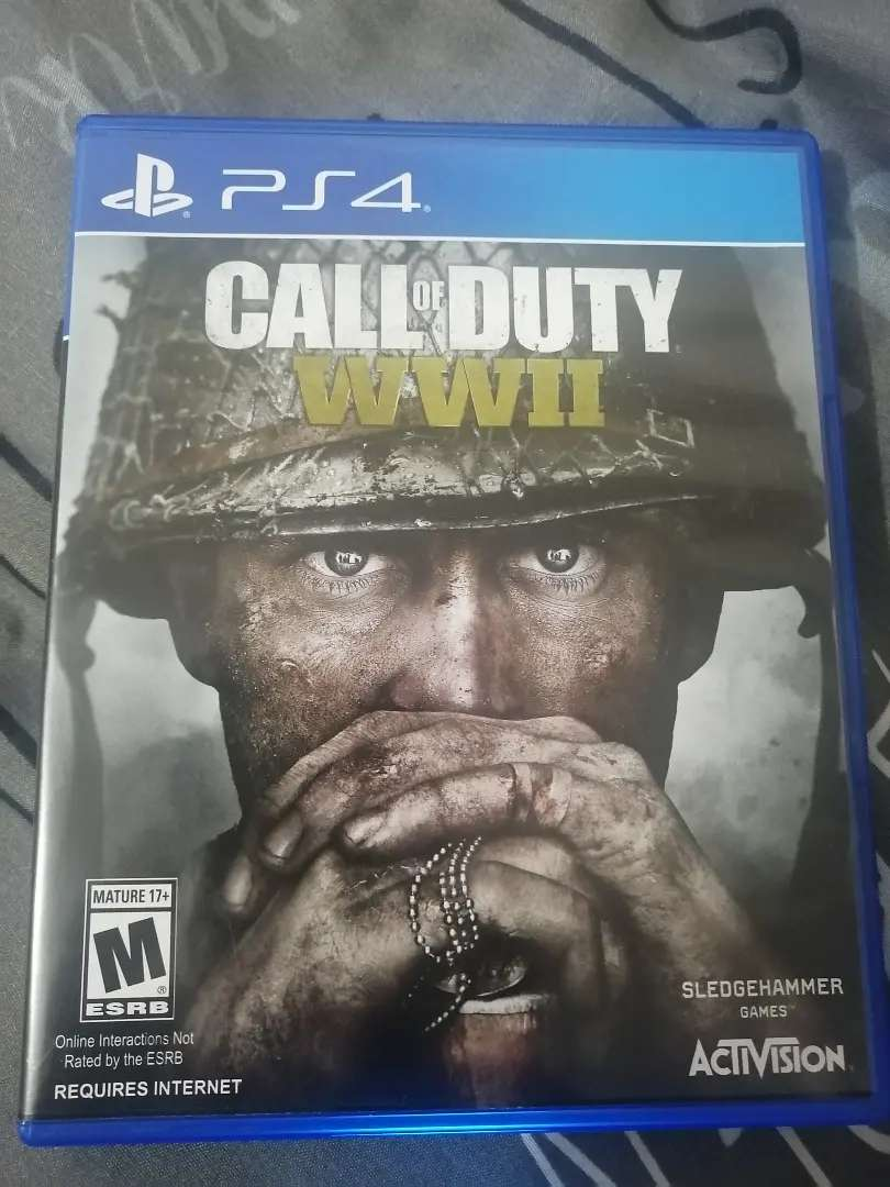 CALL OF DUTY WORLD OF WAR 2