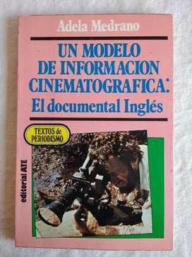 El Documental Inglés X Adela Medrano Ed. Ate