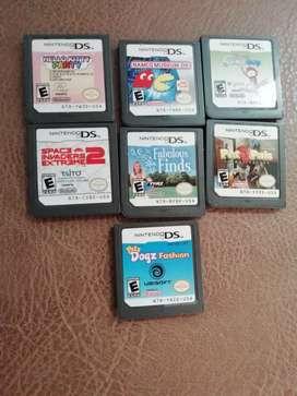Juegos Nintendo Ds original